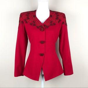 NOLAN MILLER | Vintage Embellished Dynasty Jacket